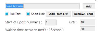 نرم افزار ارسال اتوماتیک پست به اینستاگرام